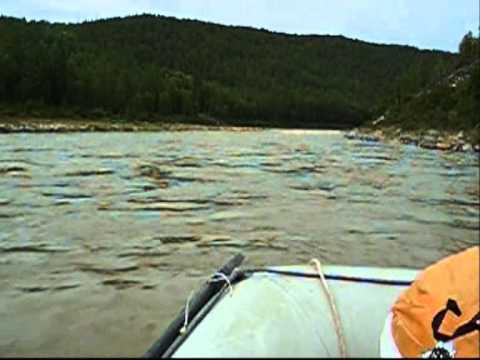 рыбалка в красноярском крае на кизире