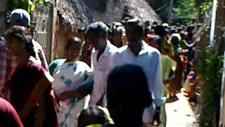 lalpet amman kovil opening 3 video