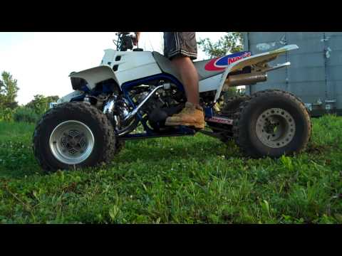 Yamaha Banshee Video