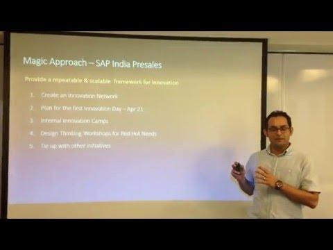 SAP Magic Innovation India