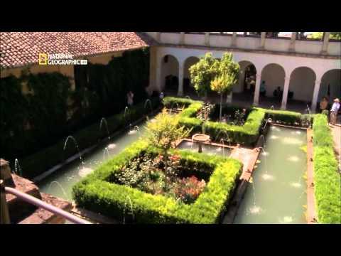 Супер Сооружения древности - Альгамбра. National Geographic HD