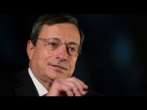 One year on, how's the ECB's Draghi doing?