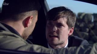 Adam Hits Kerry In Cain's Car - Emmerdale