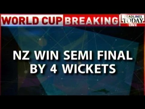 New Zealand In Their First Ever World Cup Final!