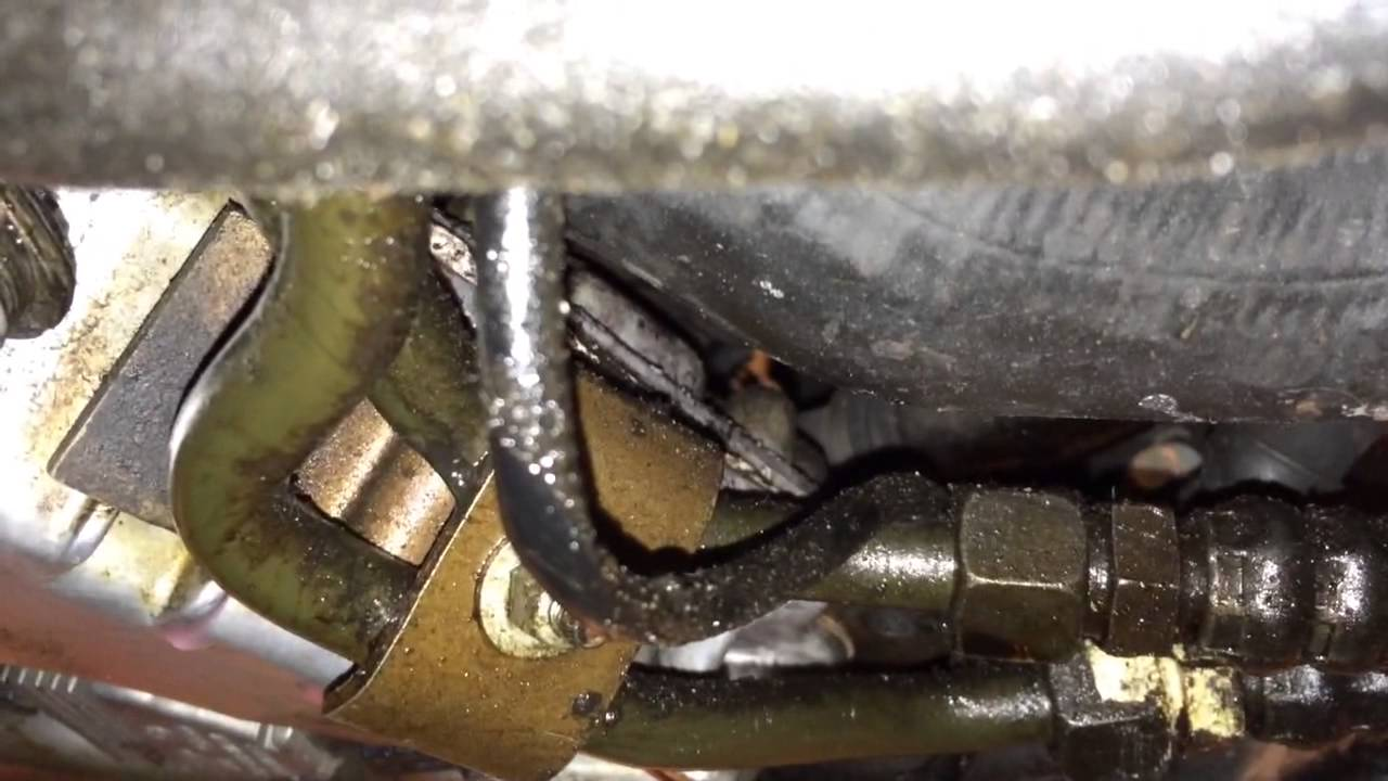 2002 Audi A6 2 7t Coolant Leak Youtube