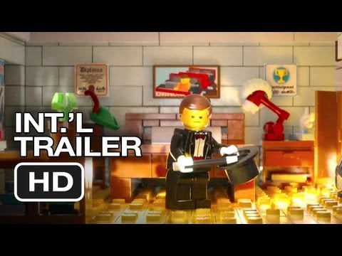 The Lego Movie International TEASER TRAILER 1 (2013) - Lego Movie HD