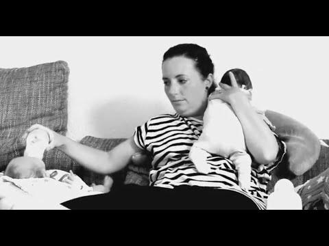 Allein mit Zwillingen | 2 Monate alt | Kleiner Einblick | oOffenBar