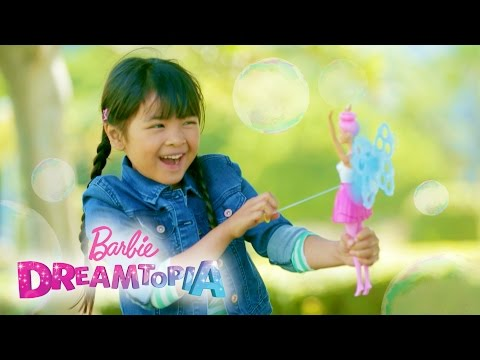Barbie® Bubble-Making Mermaids and Fairies Bring Dreamtopia Magic to Life | Barbie