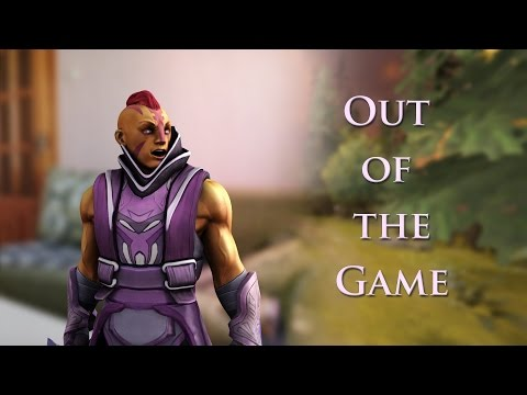 SFM Dota 2  Out of the Game