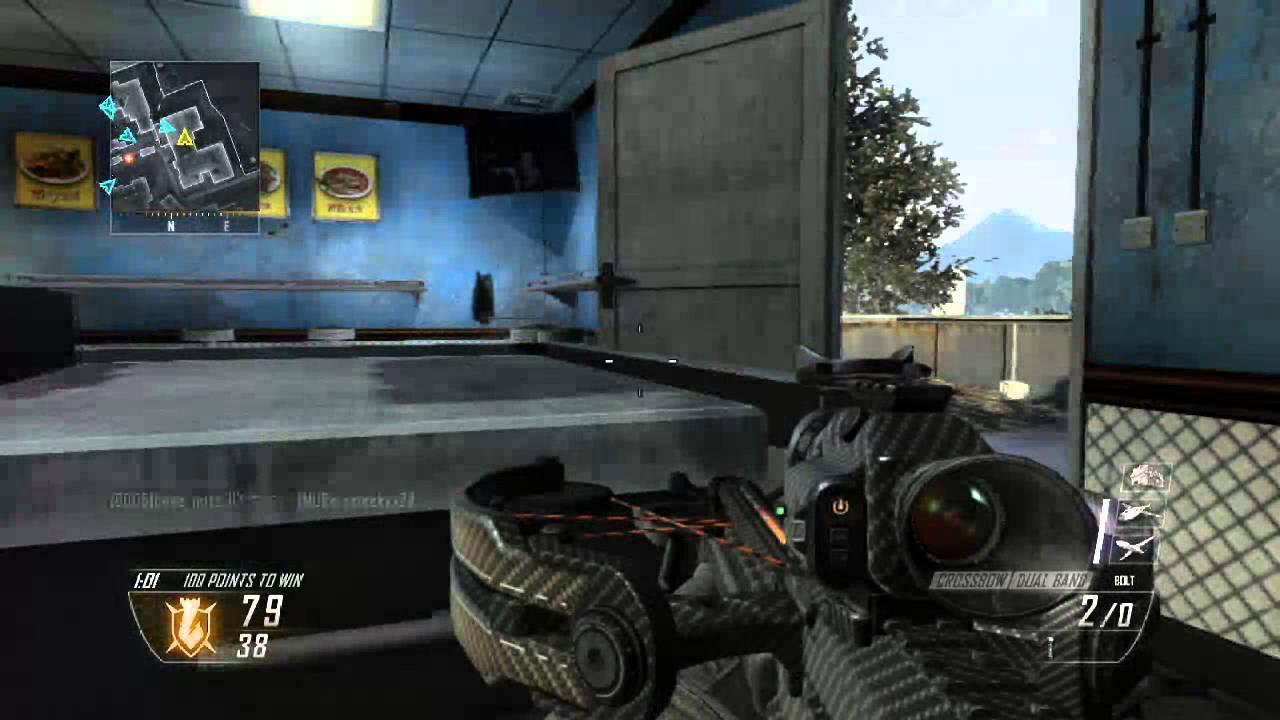 Ops Skull Black Ops ii Crossbow Skulls