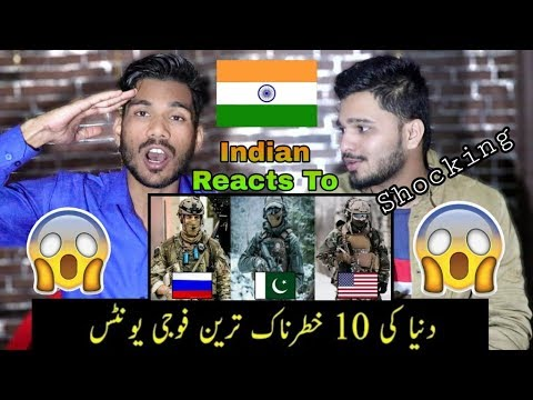 Indians On TOP 10 ELITE SPECIAL FORCES IN THE WORLD Urdu | Pakistan SSG 2018
