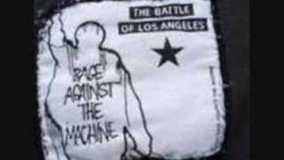 Watch Rage Against The Machine Maria video