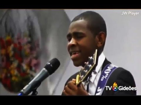 Para Nossa Alegria Cantando no Congresso dos Gideões 2013