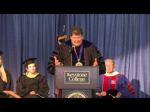 Keystone College President  Dr. David Coppola - Inauguration Speech