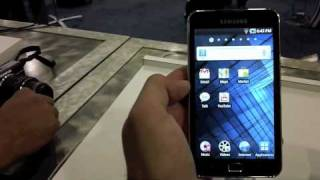 Samsung Galaxy Player 5 Hands-On