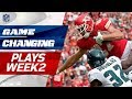 Game-Changing Moments from Each Sunday Game Week 2 | NFL Highlights MP3