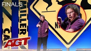 AGT's Best Comedian?! Ryan Niemiller's Stories Will Make You LOL! - America's Got Talent 2019