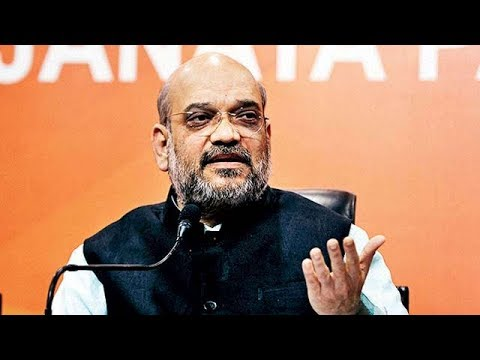 Amit Shah to hold meeting with Telangana leaders Today