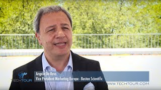 Healthtech Summit 2016 Interview with Angelo De Rosa, VP Marketing Europe at Boston Scientific
