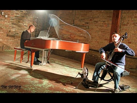 Michael Meets Mozart - 1 Piano, 2 Guys, 100 Cello Tracks - ThePianoGuy...
