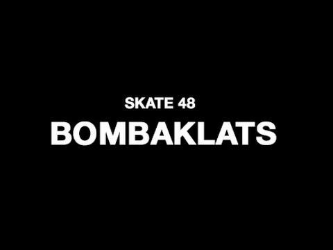 Bombaklats - SKATE48 2014 Grand Winner