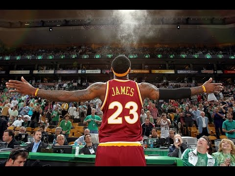 LeBron James Top 30 at 30