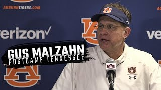 Tennessee Football Highlights vs Auburn (2018) | HD