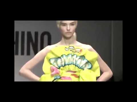 Moschino por Jeremy Scott- colección Prêt-à-Porter otoño-invierno 2014-2015