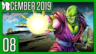 Top 12 Dragon Ball Techniques | #08 | DBCember 2019 | TeamFourStar (TFS)