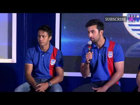 Ranbir Kapoor launches his football club Mumbai City FC Part 3