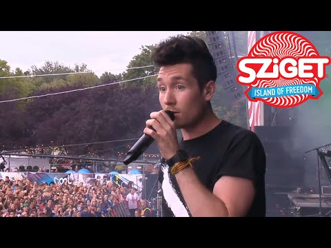Bastille Live - Weight Of Living @ Sziget 2014