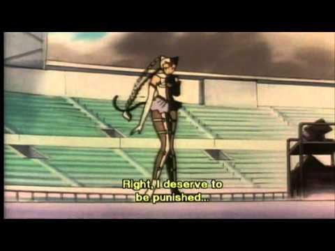 Sailor Tin Nyanko's struggle