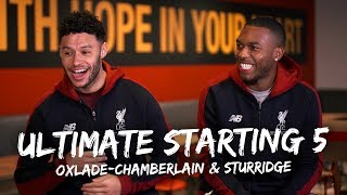 Is LeBron James the Thierry Henry of NBA? | Oxlade-Chamberlain & Sturridge | Ultimate Starting 5