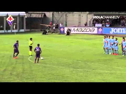 Fiorentina 7 — 0 Apollon Limassol (Club Friendly)