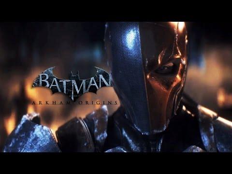 Batman: Arkham Origins Deathstroke Trailer