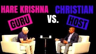 HARE KRISHNA GURU vs. CHRISTIAN SHOW HOST (Ep. 3 Full Show | Season 4)