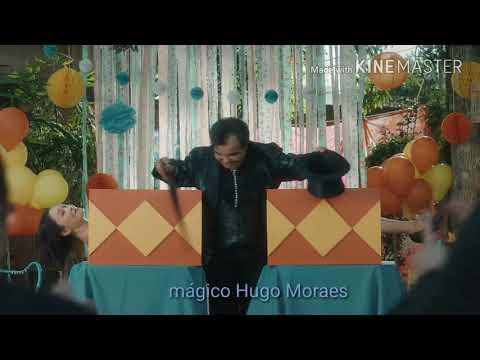 Hugo Moraes na propaganda Copel telecom