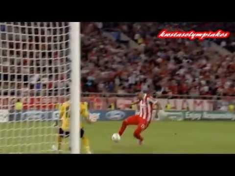 Kostas Mitroglou Welcome To Olympiacos F.C.