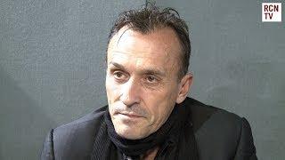 Prison Break T-Bag Robert Knepper Interview