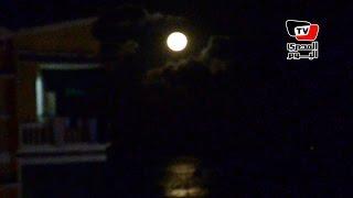 القمر العملاق يظهر للمرة الثالثة والأخيرة في ٢٠١٤