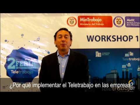 ¿Por qué implementar el Teletrabajo en las empresas?