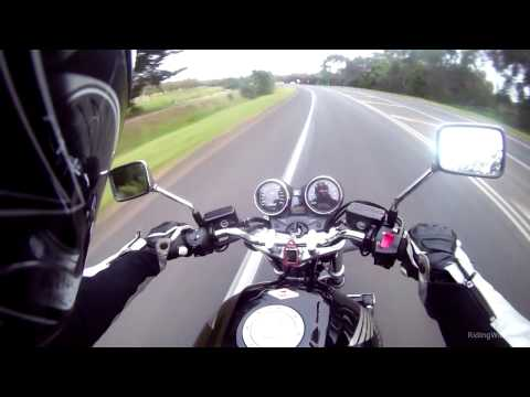Honda CB1300 Test Ride Review