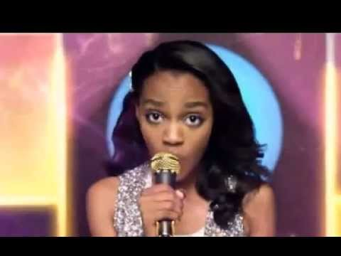 Programa De Talentos China Anne McClain - Dynamite (from A.N.T. Farm)