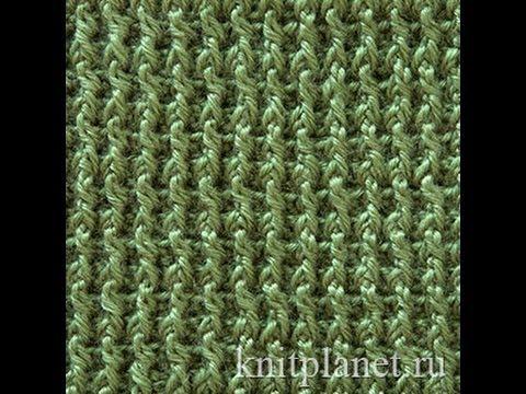 Планета Вязания | Резинка