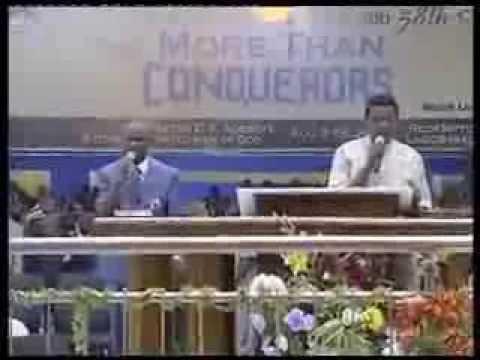 More than conqueror  2010 conventionby Pastor E A  Adeboye