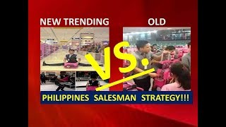 PINOY VIRAL SALESMAN  VS. THE OLD TRENDING SALESMAN