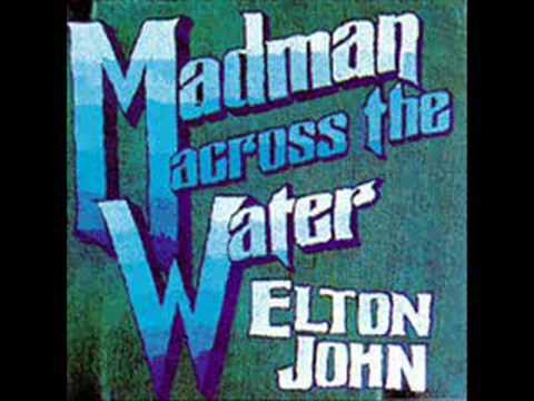 TINY DANCER Elton John Madman Across the Water (1971) Blue jean baby, LA lady, seamstress for the band Pretty eyed, pirate smile, you'll marry a music man