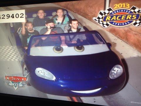 Radiator Springs Racers (POV) - Disney California Adventure (Disneyland Resort) - 2014