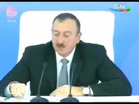 Prezident Ilham Aliyevin memurlara xeberdarligi 2013.avi