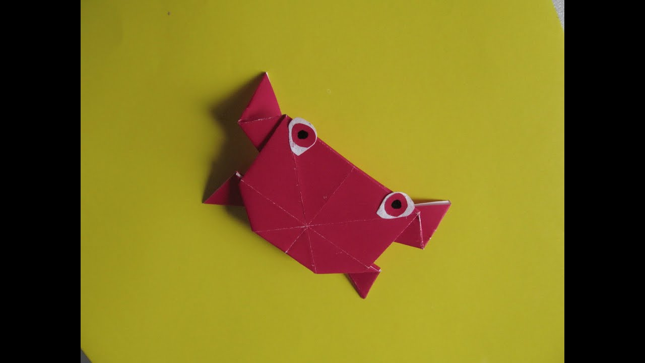 Как создать своими руками поделку в технике оригами